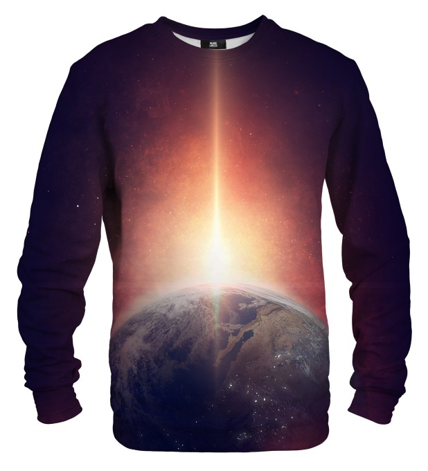 Planet sweatshirt Miniaturbild 1