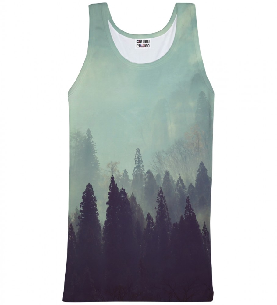 Mr. Gugu & Miss Go, Old Forest tank-top Imagen $i