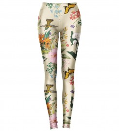 Mr. Gugu & Miss Go, Nature Leggings Miniatura $i