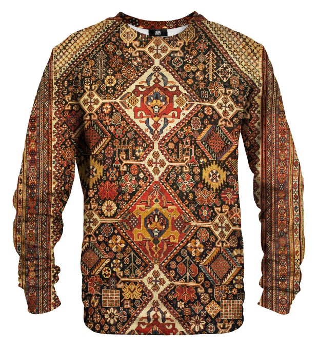 Russian Carpet sweater Thumbnail 1