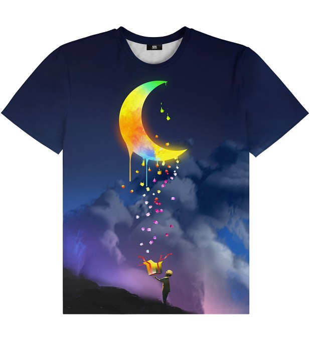 T-shirt Gifts from the Moon Miniatury 1