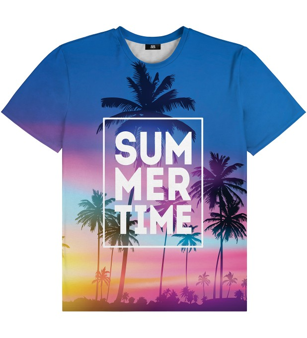 T-shirt Summer Time Miniatury 1