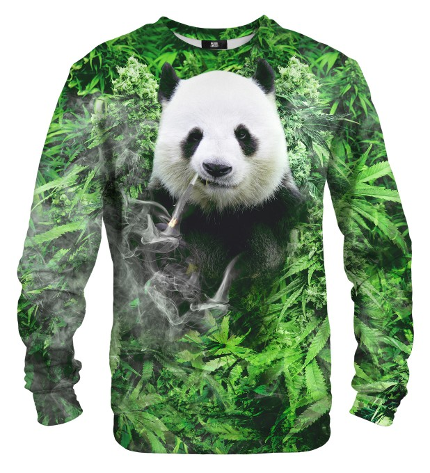 Panda Chill sweater Thumbnail 1