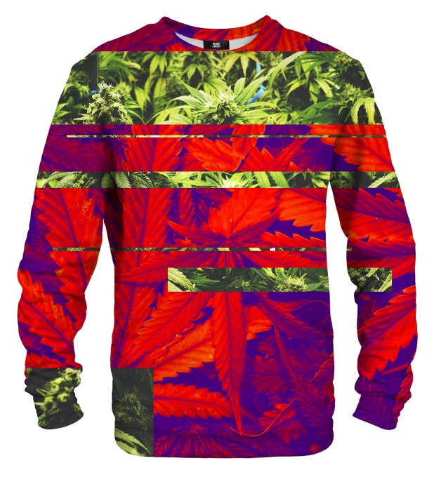 Cannabis sweater Thumbnail 1