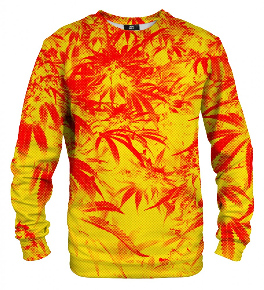 Mr. Gugu & Miss Go, marijuana sweater Image $i