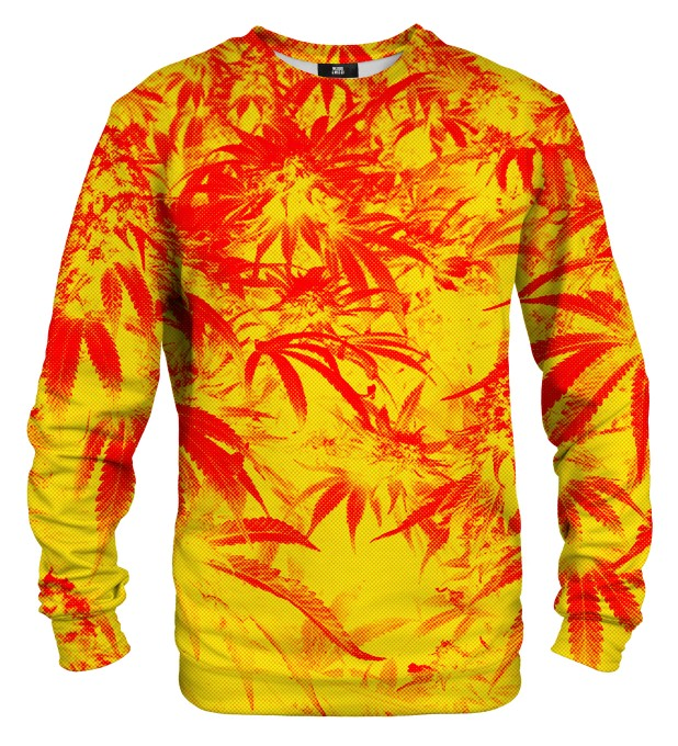 marijuana sweater Miniature 1