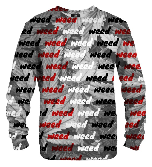 Weeeed sweater Miniature 1