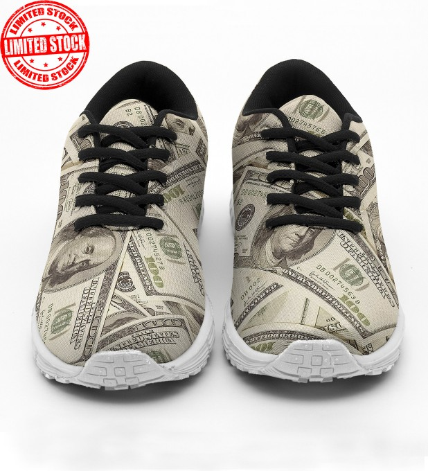 Dollar is all I need shoes Thumbnail 1