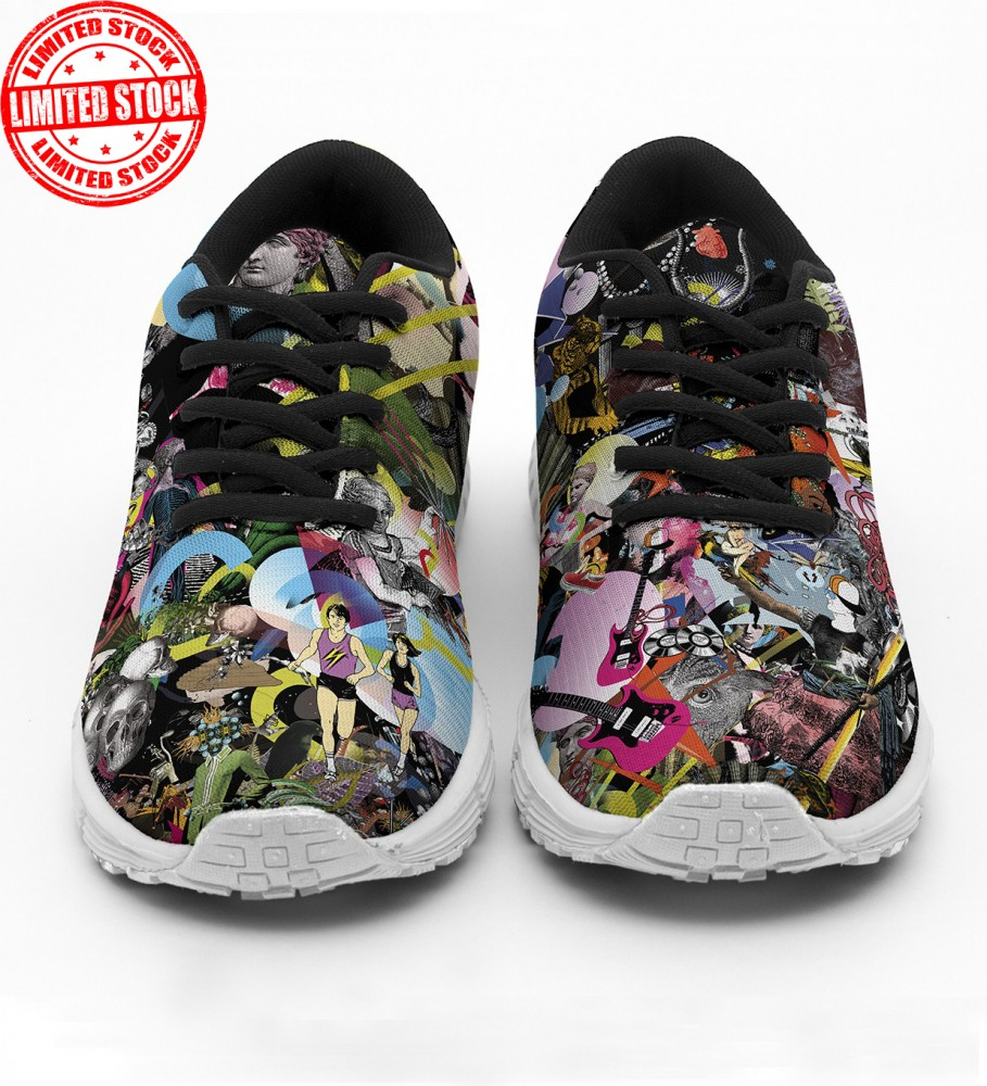 Mr. Gugu & Miss Go, Popping collage scarpe Immagine $i
