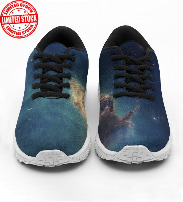 I live in my own galaxy scarpe Miniatura 1