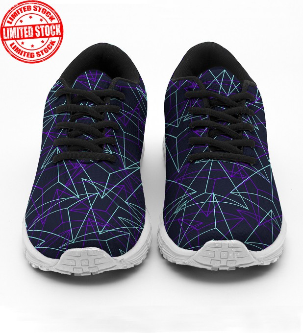 Geometric is electric chaussures Miniature 1