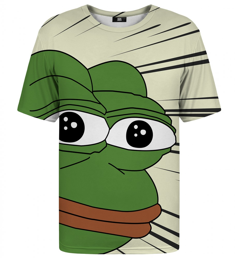 Mr Gugu Miss Go Pepe The Frog T Shirt Image I