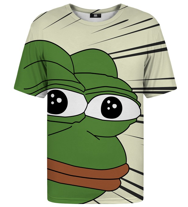 Pepe the frog t-shirt Miniatura 1