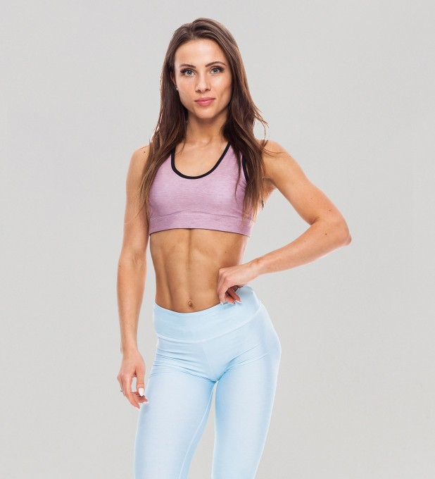 Mauve Orchid Pastel Crop top аватар 1