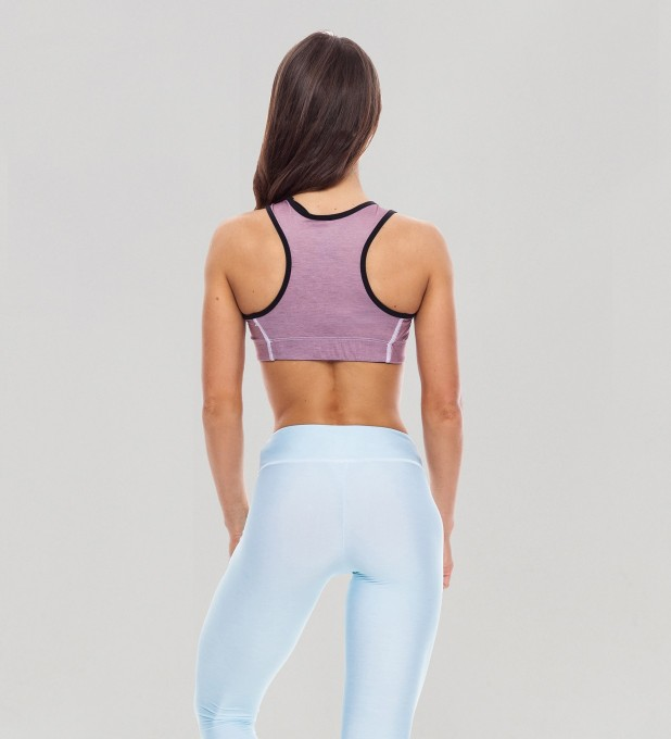 Mauve Orchid Pastel Crop top аватар 2