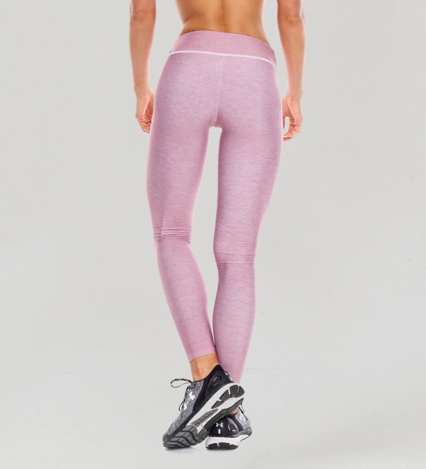 Mauve Orchid Pastel Leggings Miniature 2