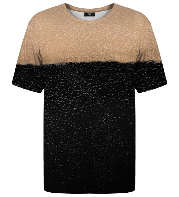 Black Beer t-shirt Miniature 1