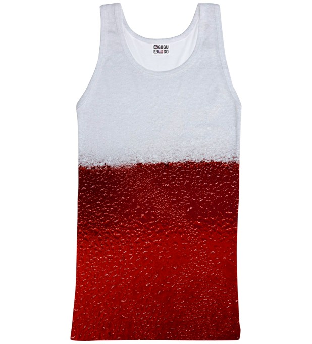 Red Beer tank-top Thumbnail 1