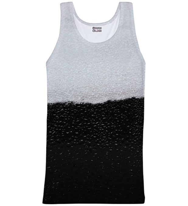 Black Beer tank-top Miniature 1