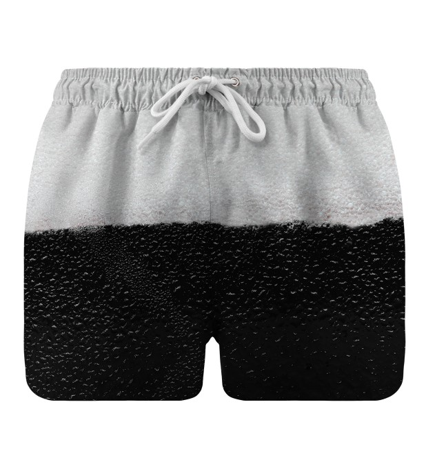 Black Beer swim shorts Thumbnail 1