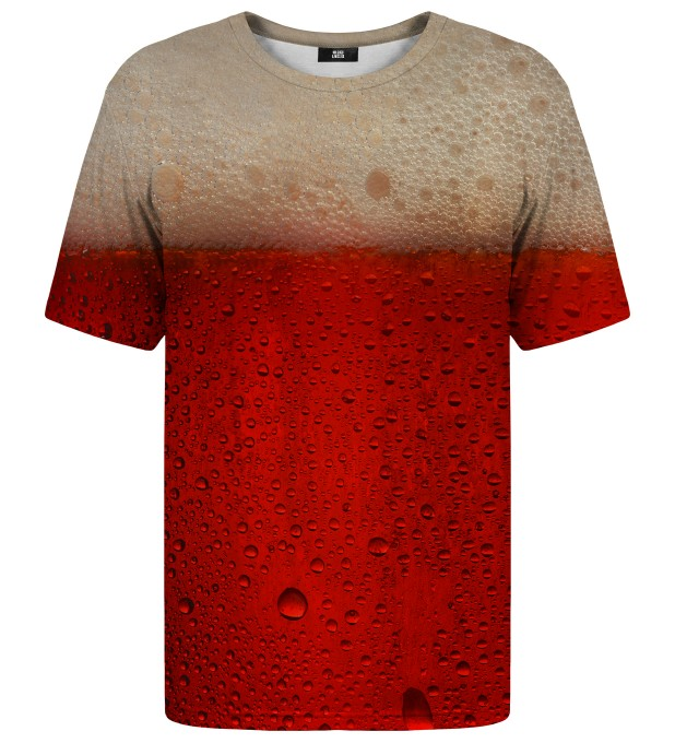 Red Beer t-shirt Miniature 1