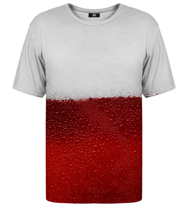 Red Beer t-shirt Thumbnail 1