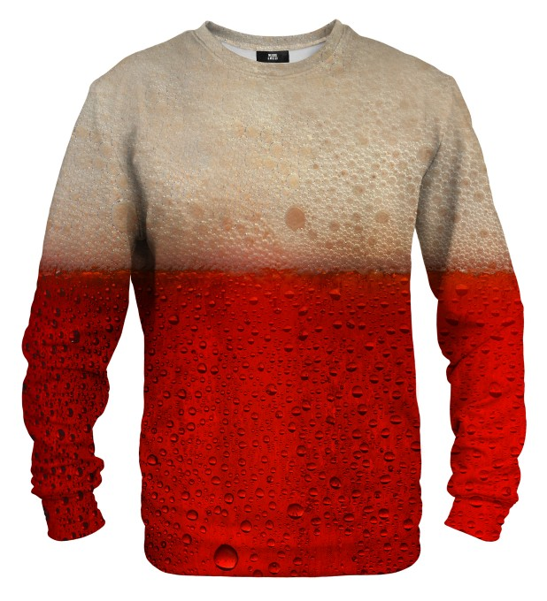 Red Beer sweater Thumbnail 1