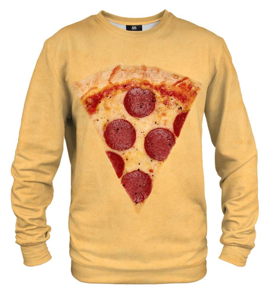 Mr. Gugu & Miss Go, Pizza sweater Image $i