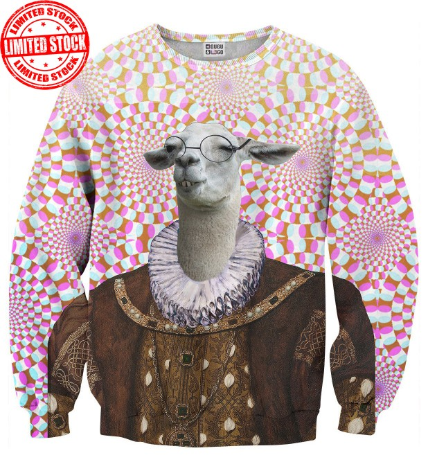 Goat Lady sweater Thumbnail 1