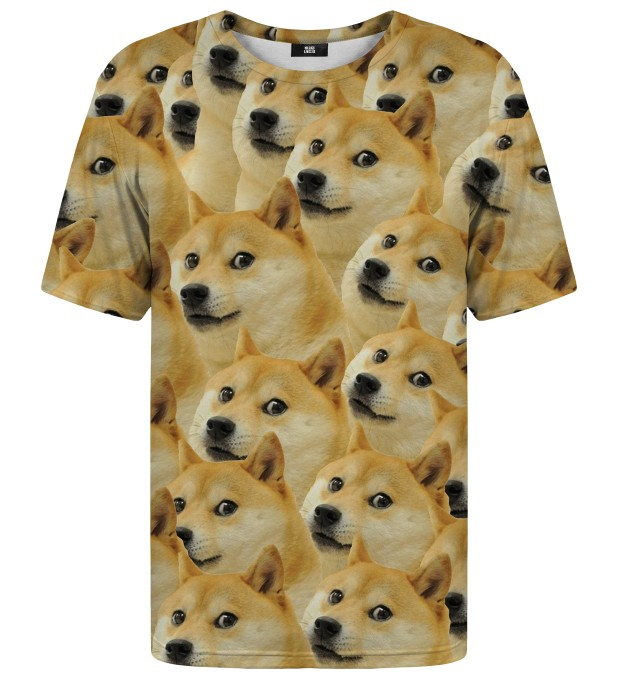 Doge t-shirt Miniature 1