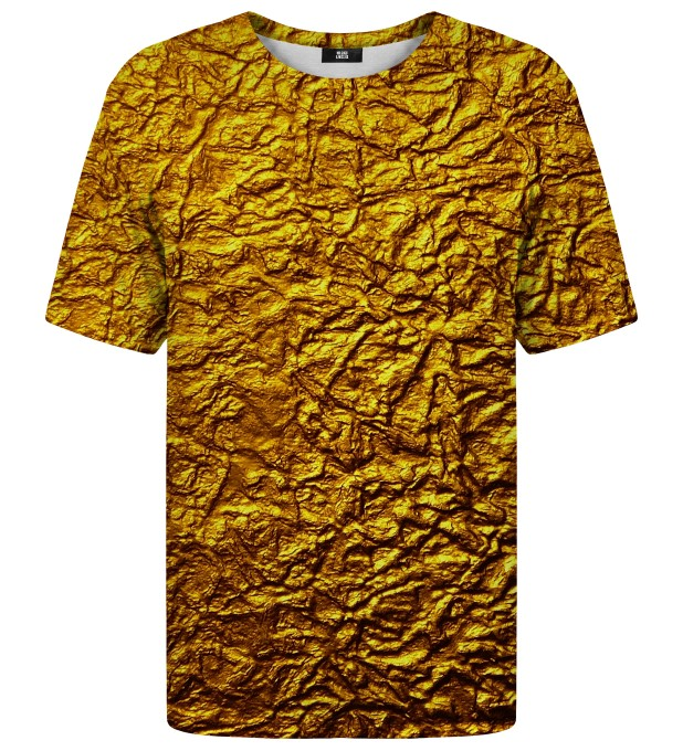 Gold t-shirt Miniature 1