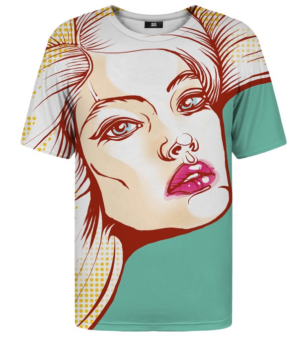 Pop Art t-shirt Miniatura 1