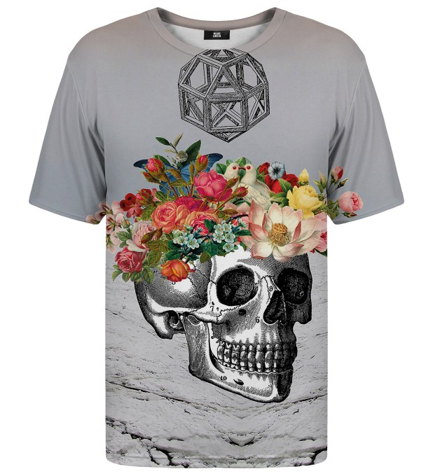 Skull t-shirt Miniature 1