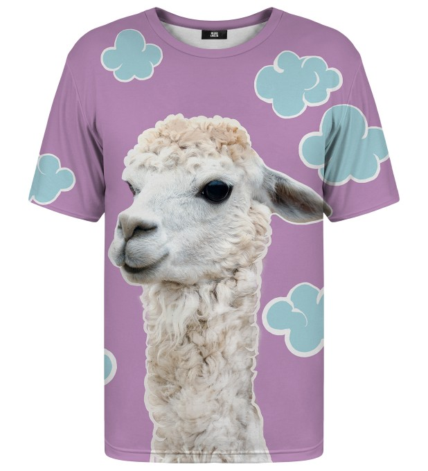 Lama t-shirt Miniature 1