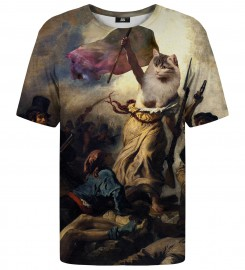 Mr. Gugu & Miss Go, Cat Revolution t-shirt Thumbnail $i