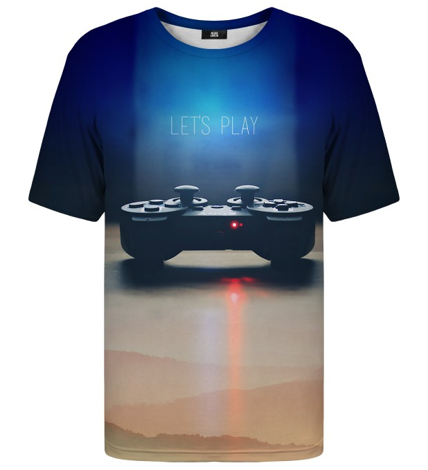 Gamer t-shirt Miniatura 1