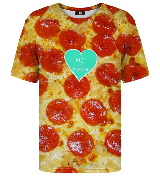 Pepperoni t-shirt Thumbnail 1