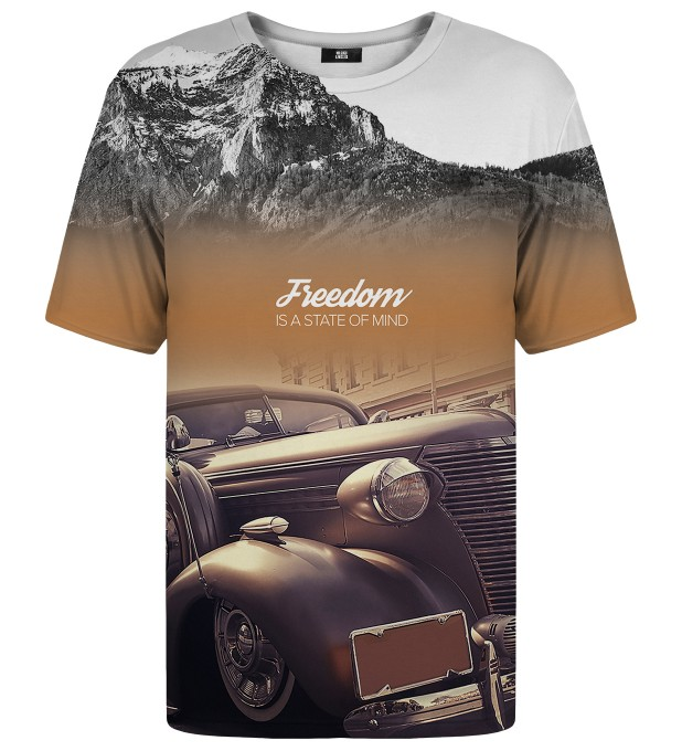 Freedom ride t-shirt Thumbnail 1