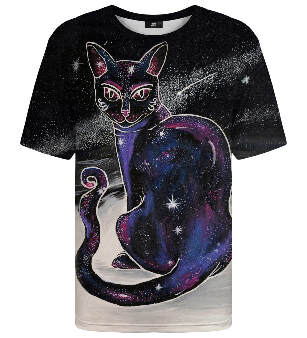 Galactic Cat t-shirt Thumbnail 1
