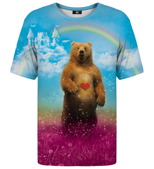 S'care bear t-shirt Thumbnail 1