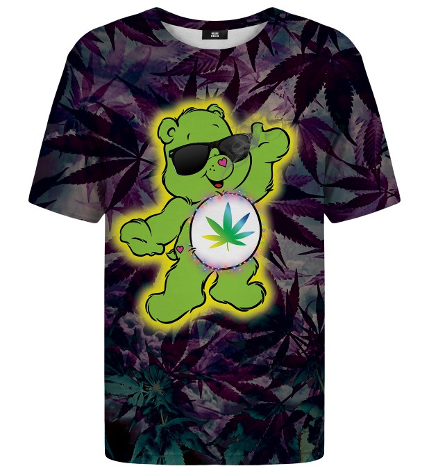 Smoke'n'bear t-shirt Miniatura 1
