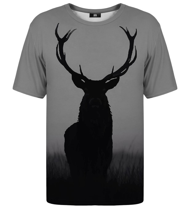 Wild deer t-shirt Miniature 1