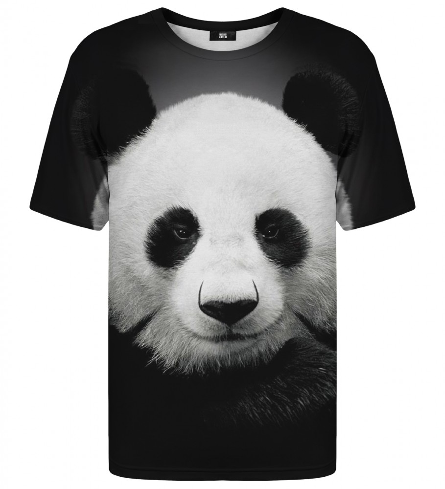 Mr. Gugu & Miss Go, Panda t-shirt Image $i
