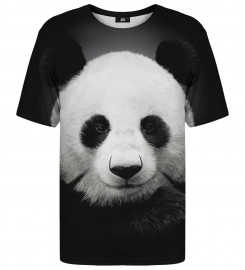 Mr. Gugu & Miss Go, Panda t-shirt Thumbnail $i