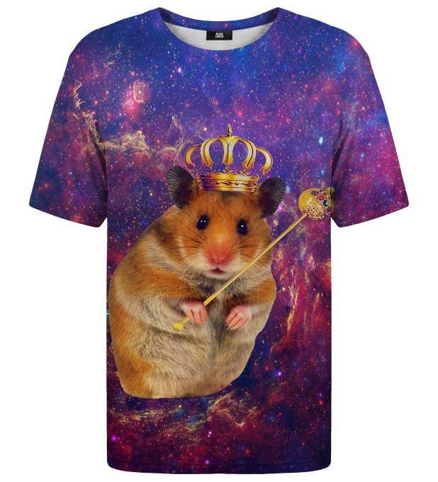 King hamster t-shirt Thumbnail 1