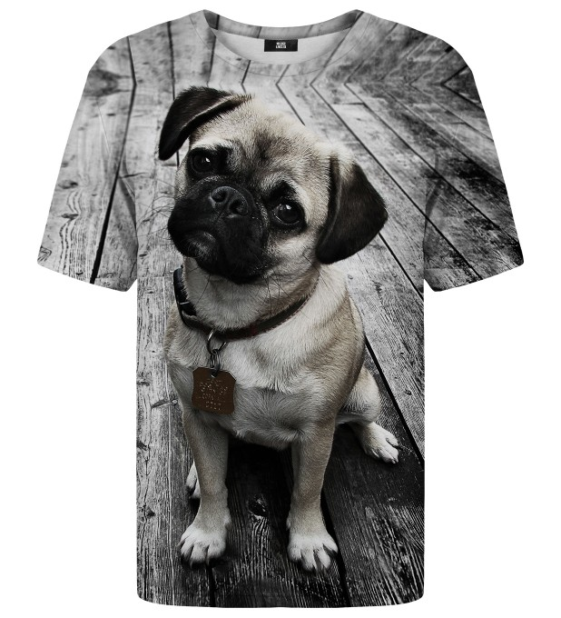 Pug t-shirt Miniature 1