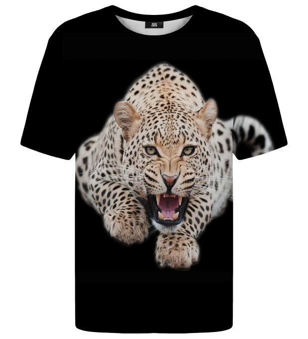 Leopard t-shirt Miniature 1