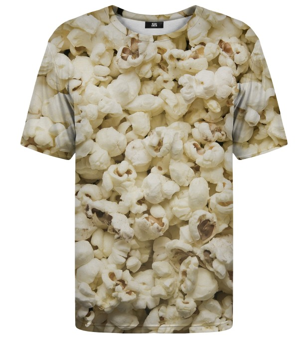 Popcorn t-shirt Miniature 1
