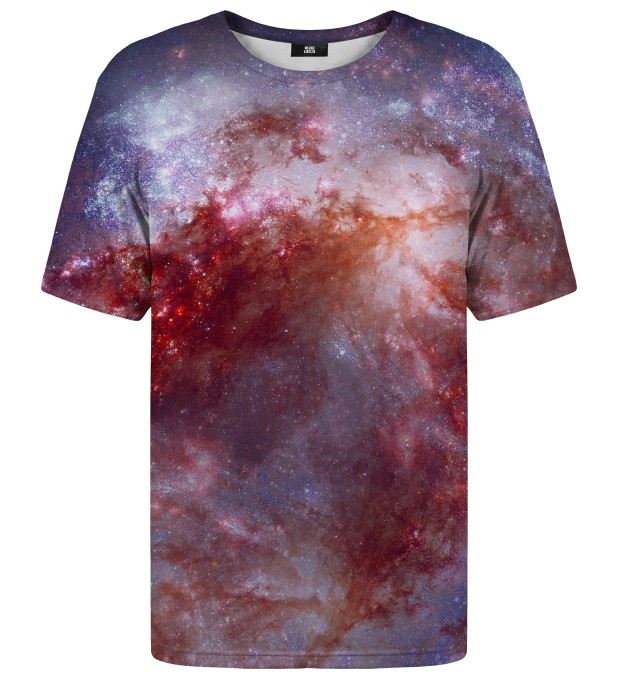 Red Nebula t-shirt Thumbnail 1