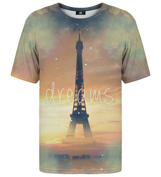 Paris t-shirt Thumbnail 1